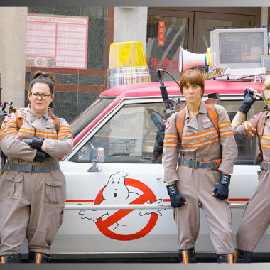 Podcast GO HAM! Episode 4: Are Ghostbusters Bad Reviews a Gender Bias?!