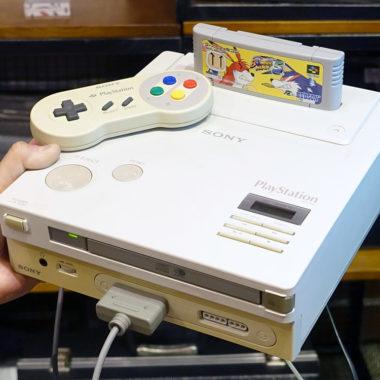 Ben Heck Dismantles the Nintendo PlayStation Prototype